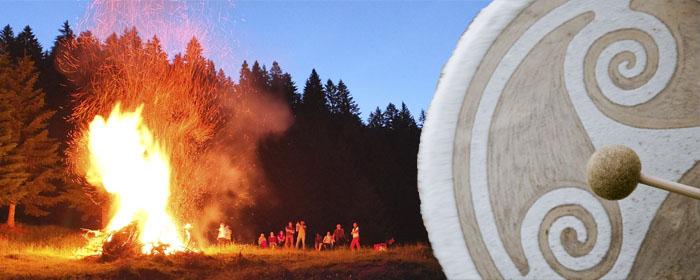 Heilsames Trommeln, Indianisch-schamanisches Trommeln in den Alpen bei www.klang-bild.co.at