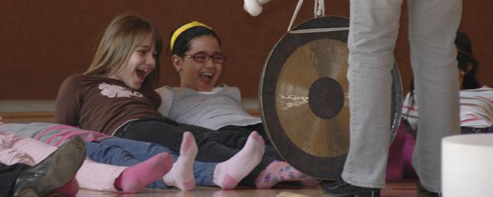 Erlebnis- Klangworkshop in der Schule bei www.klang-bild.co.at