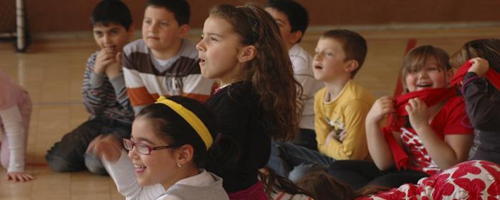 Lehrerfortbildung - Klangworkshop Zauberwelt der Klänge bei www.klang-bild.co.at