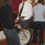 "Djembe Workshop, Trommelkurs ""Afrika"" Basstrommelunterricht"