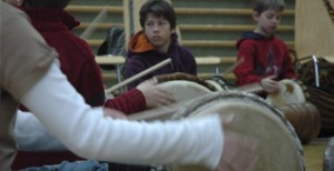 """Lehrerfortbildung """"coole Rhythmen für die Klasse"""""""