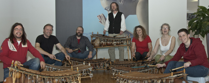 Balafonworkshop und Balafonkurs in den Alpen bei www.klang-bild.co.at