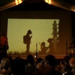 """Die Maus """"Pieps"""" Klanggeschichte und Schattentheater bei www.klang-bild.co.at"""