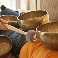Klangmassage Ausbildung - Klangschalenmassage