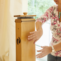 Klangmassage Ausbildung - Monochordspiel