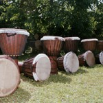 Trommelkurs, Djembekurs, afrikanisches Trommeln, Djembeworkshop, Trommel - Erlebnistag bei www.klang-bild.co.at