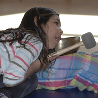 Klangschalenmassage, Schulworkshop, Lehrerfortbildung bei www.klang-bild.co.at