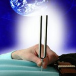 Stimmgabel Seminar, Klangmassage Ausbildung - Phonophorese Behandlung