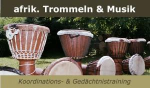 Afrikanisches Trommeln & Musik