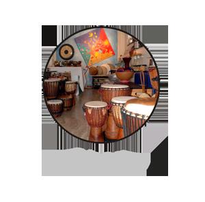 Abbildung: Bildbutton Klang Bild Trommel- und Klanginstrumente Shop
